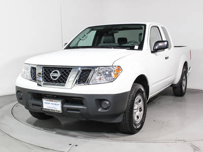 Used NISSAN FRONTIER 2017 MIAMI King Cab S