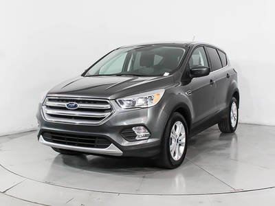 Used FORD ESCAPE 2017 MIAMI SE