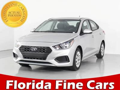 Used HYUNDAI ACCENT 2018 WEST PALM Se