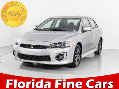 Used MITSUBISHI LANCER 2017 WEST PALM Es