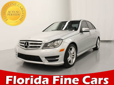 Used MERCEDES-BENZ C-CLASS 2013 MARGATE C250