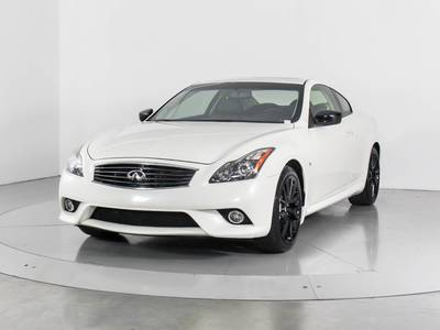 Used INFINITI Q60 2015 WEST PALM Sport Limited