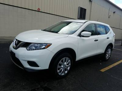 Used NISSAN ROGUE 2016 MIAMI S