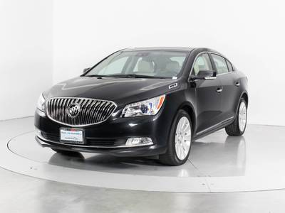 Used BUICK LACROSSE 2015 WEST PALM Premium Confidence