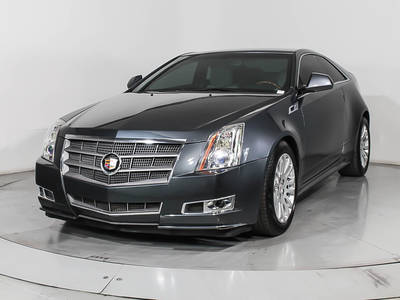 Used CADILLAC CTS 2011 WEST PALM PERFORMANCE