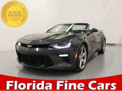 Used CHEVROLET CAMARO 2017 MARGATE 1SS