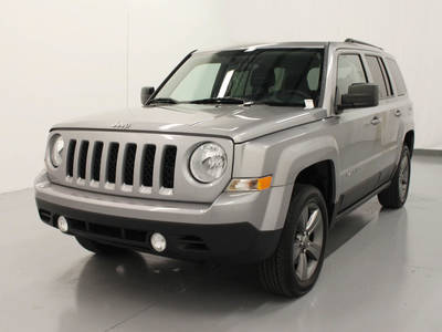 Used JEEP PATRIOT 2015 MARGATE High Altitude 4x4