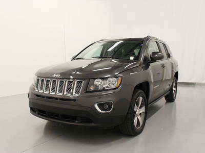 Used JEEP COMPASS 2016 MARGATE High Altitude 4x4