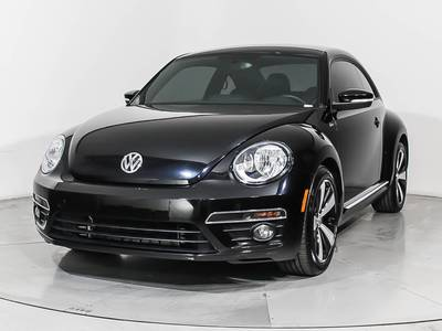 Used VOLKSWAGEN BEETLE 2015 WEST PALM R-LINE