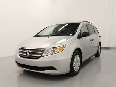 Used HONDA ODYSSEY 2013 HOLLYWOOD LX