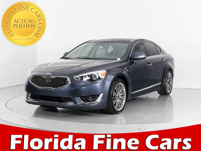 Used KIA CADENZA 2015 WEST PALM Limited