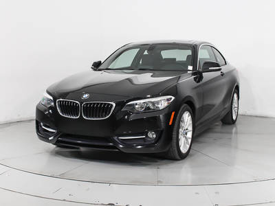 Used BMW 2-SERIES 2016 MIAMI 228I