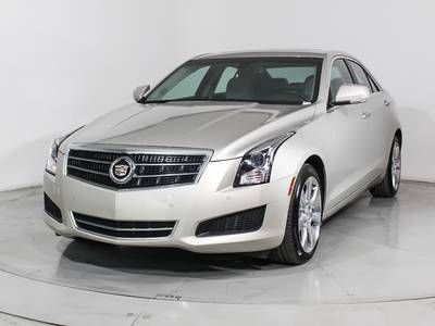 Used CADILLAC ATS 2013 MIAMI LUXURY