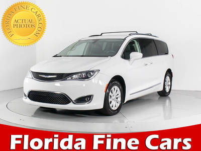 Used CHRYSLER PACIFICA 2018 WEST PALM TOURING L