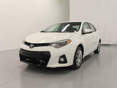 Used TOYOTA COROLLA 2016 MARGATE S