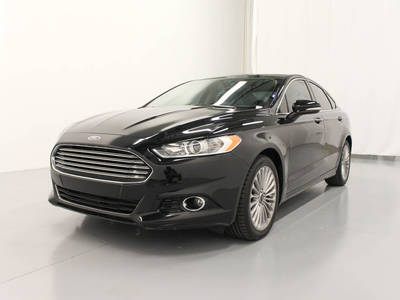 Used FORD FUSION 2016 HOLLYWOOD TITANIUM