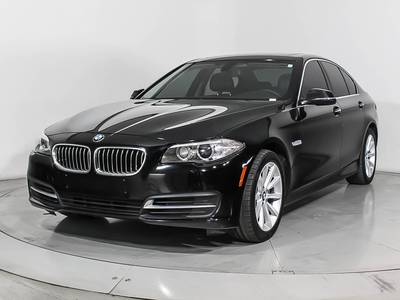 Used BMW 5-SERIES 2014 HOLLYWOOD 535I