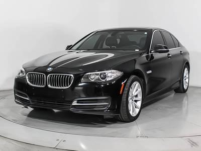 Used BMW 5-SERIES 2014 MARGATE 535I