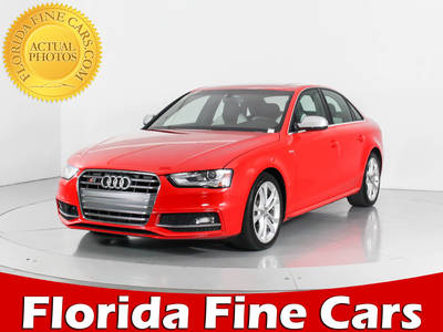 Used AUDI S4 2014 WEST PALM Prestige Quattro