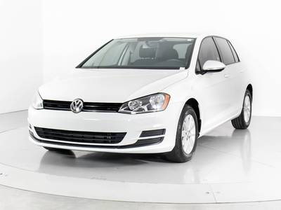 Used VOLKSWAGEN GOLF 2016 WEST PALM S