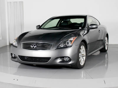 Used INFINITI Q60 2015 MARGATE Journey