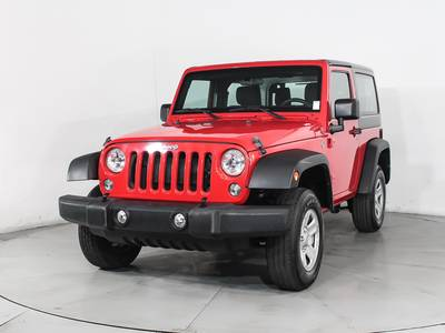 Used JEEP WRANGLER 2015 MIAMI SPORT