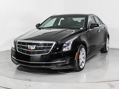 Used CADILLAC ATS 2016 MIAMI LUXURY