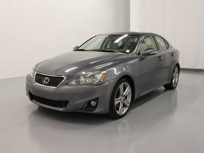 Used LEXUS IS-250 2012 MARGATE