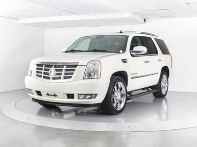 Used CADILLAC ESCALADE 2008 WEST PALM Awd