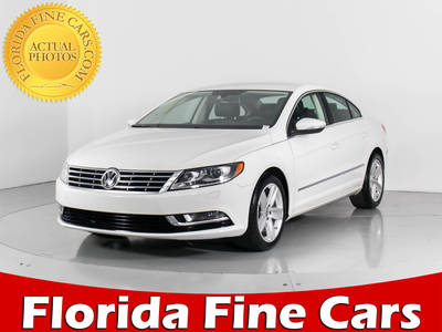Used VOLKSWAGEN CC 2015 WEST PALM 2.0T SPORT