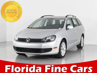 Used VOLKSWAGEN JETTA 2010 WEST PALM SPORTWAGEN SE