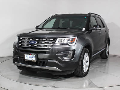 Used FORD EXPLORER 2017 MIAMI Xlt Awd