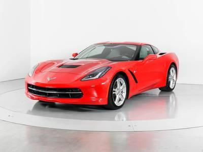 Used CHEVROLET Corvette 2017 HOLLYWOOD PREMIUM 3LT