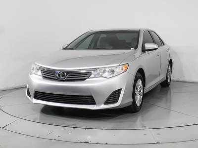 Used TOYOTA CAMRY 2014 HOLLYWOOD L