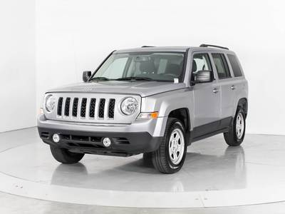 Used JEEP PATRIOT 2017 MARGATE Sport 4x4
