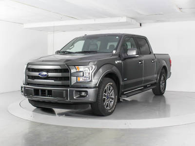 Used FORD F-150 2015 WEST PALM Lariat Supercrew