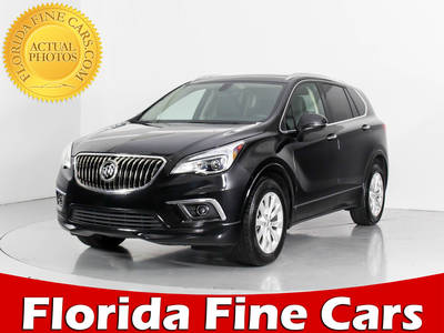 Used BUICK ENVISION 2017 WEST PALM ESSENCE