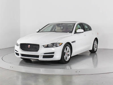 Used JAGUAR XE 2018 WEST PALM 25t
