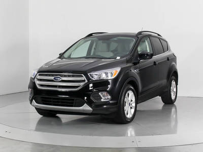 Used FORD ESCAPE 2018 MIAMI SE