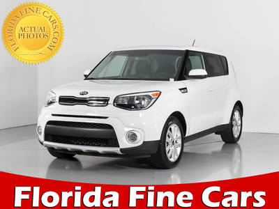 Used KIA SOUL 2018 WEST PALM Plus