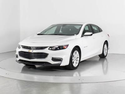 Used CHEVROLET MALIBU 2017 WEST PALM LT (1LT)