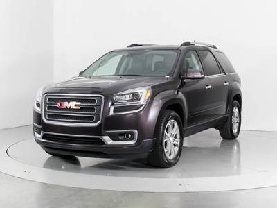 Used GMC ACADIA 2015 WEST PALM SLT1