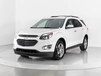 Used CHEVROLET EQUINOX 2016 WEST PALM LTZ