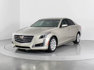 Used CADILLAC CTS 2015 WEST PALM