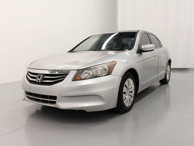 Used HONDA ACCORD 2012 MARGATE LX