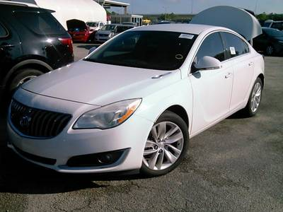 Used BUICK REGAL 2015 MARGATE LEATHER