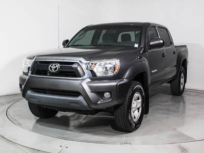 Used TOYOTA TACOMA 2015 HOLLYWOOD Prerunner Crew Cab
