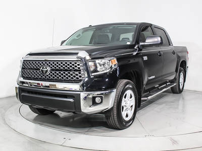 Used TOYOTA TUNDRA 2018 WEST PALM Sr5 Crewmax 4x4