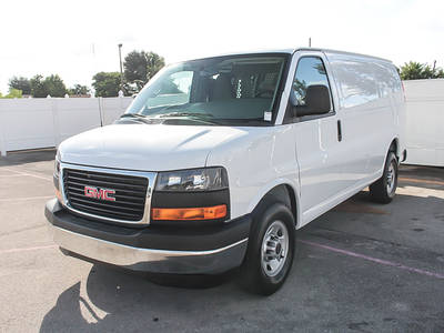 Used GMC SAVANA 2017 MIAMI G2500 Cargo