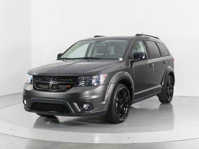 Used DODGE JOURNEY 2016 WEST PALM R/t